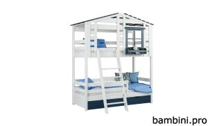 Кровать 2-яр Кидс №20 (1)